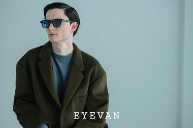 EYEVAN 『WEBB-SUN』(49) 新色入荷★