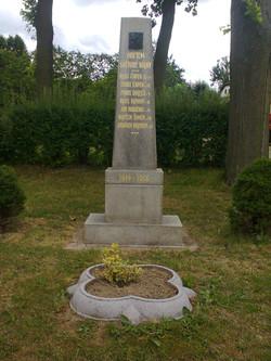 Památník Babice