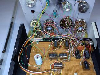 The Digi-Disco, a 1970's Light Controller