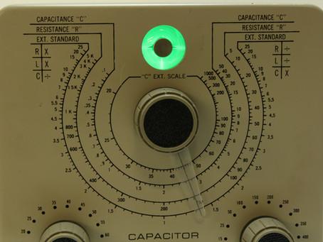 Heathkit IT-28 Capacitor Checker