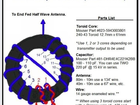 End Fed Half Wave Antennas: Is a Primary Capacitor Really Needed?