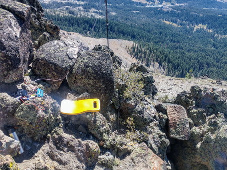 Castle Peak W6/SN-038 Activation