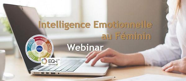 Intelligence Emotionnelle au Féminin Ateliers Webinar