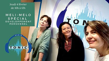 interview radio tonic geneve