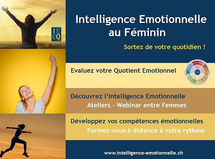 Intelligence Emotionnelle au Féminin
