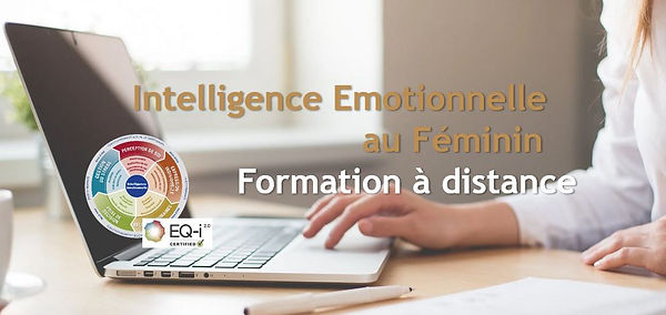 Intelligence Emotionnelle au Féminin Formation à distance