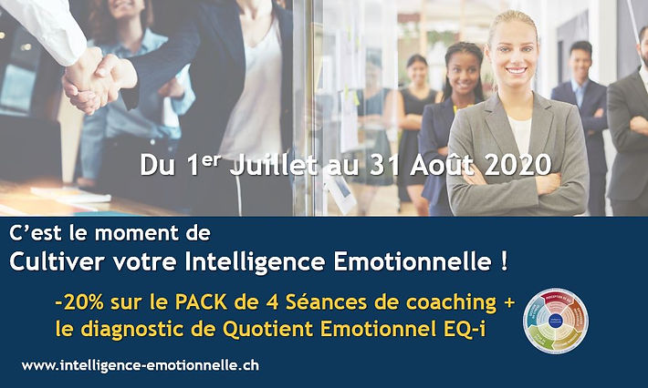 Offre Cultiver son Intelligence Emotionnelle