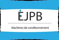 EJPB Machine de conditionnement