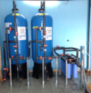 Filtration d'eau naturelle, filtre à sable, filtre à charbon, filtre à silex, filtation d'eau export afrique