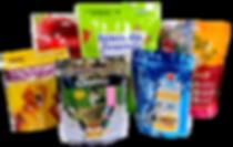 Sacs plastiques Doypack alimentaire et petfood