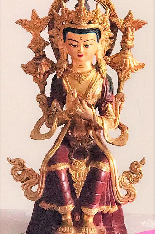 Statue de Maitreya 24 cm