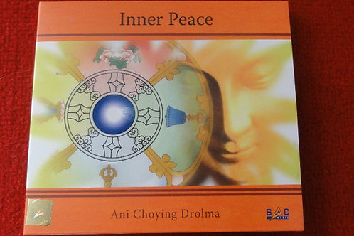 "CD ""Inner peace"" d'Ani Choying"