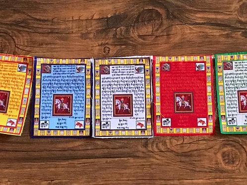 Drapeaux de prières de Lhassa