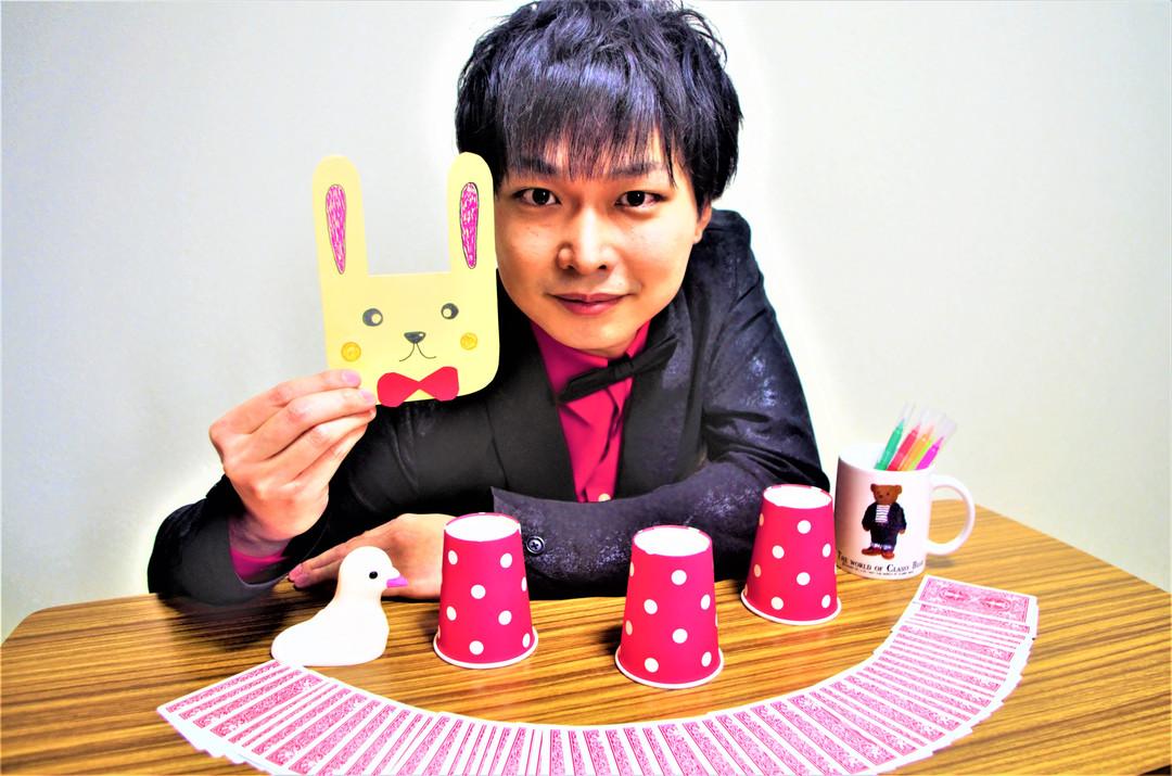 マジック教室T|マジシャン派遣・出張サービス|【Agu Entertainment(アグエンタテイメント).jpg