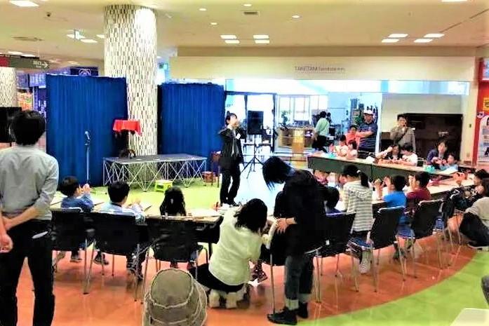 マジック教室|マジシャン派遣・出張サービス|【Agu Entertainment(アグエンタテイメント).jpg