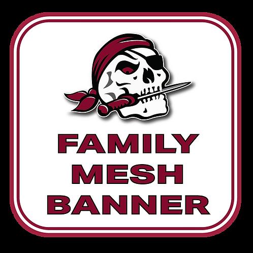 Family Mesh Banner