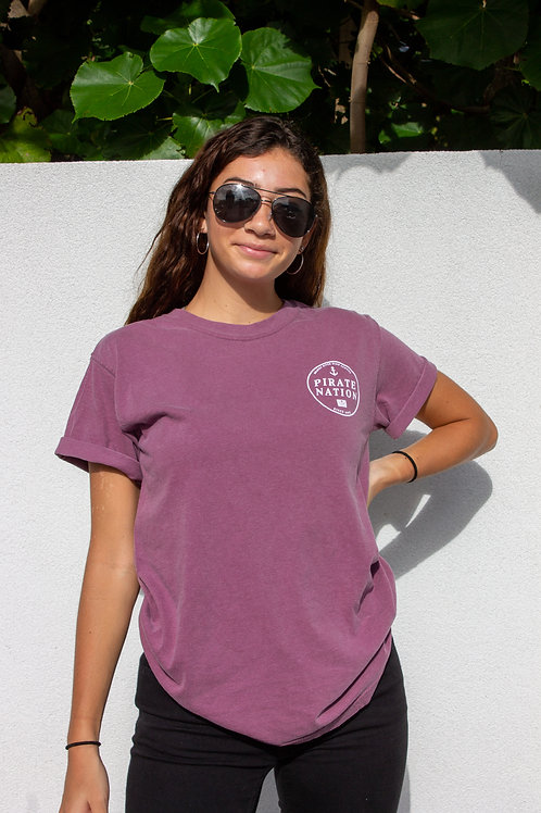 Pirate Nation Berry Tee