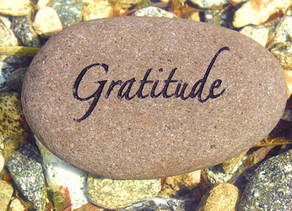 Did You Know Gratitude has a Vibration?