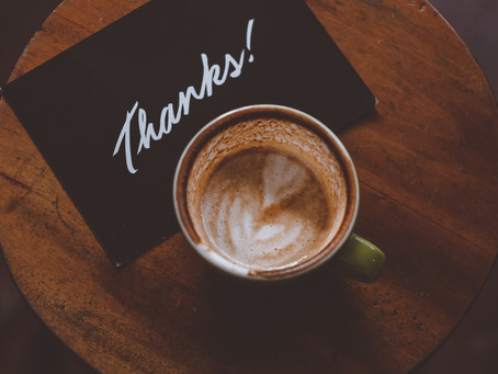 You will thank us later! 5 tips on writing your thank you cards.
