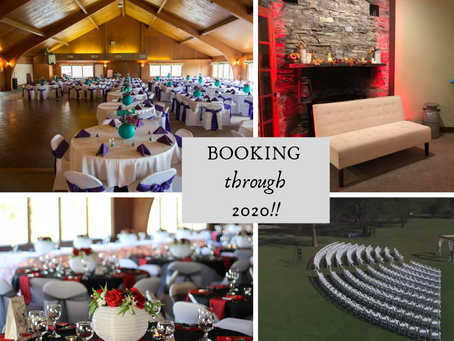 NOW Booking 2020!