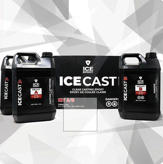 ICE CAST - 3 GAL KIT