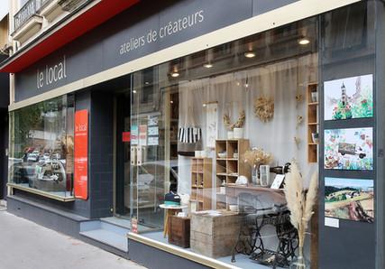 Le Local, ateliers boutique de créateurs