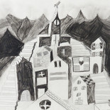 Le village sur la colline 1