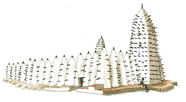 La mosquée de Bobo