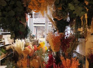 Atelier art floral / Origine