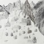 Le village sur la colline 2