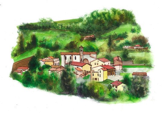 Village de Chuyer