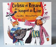 veronique-vernette-illustration-saint-etienne-corbeau-et-renard