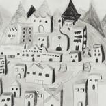 Le village sur la colline 6