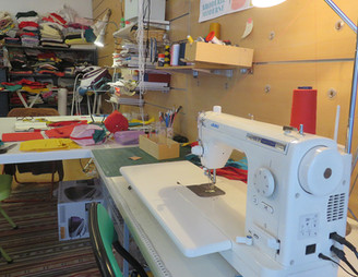 Atelier broderie et couture / Makondo