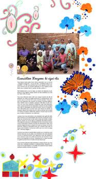 Portraits de l'association Mougnou bi-sigui-dia
