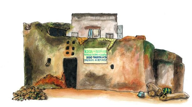 La plus vieille maison de Bobo
