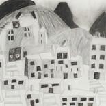 Le village sur la colline 8
