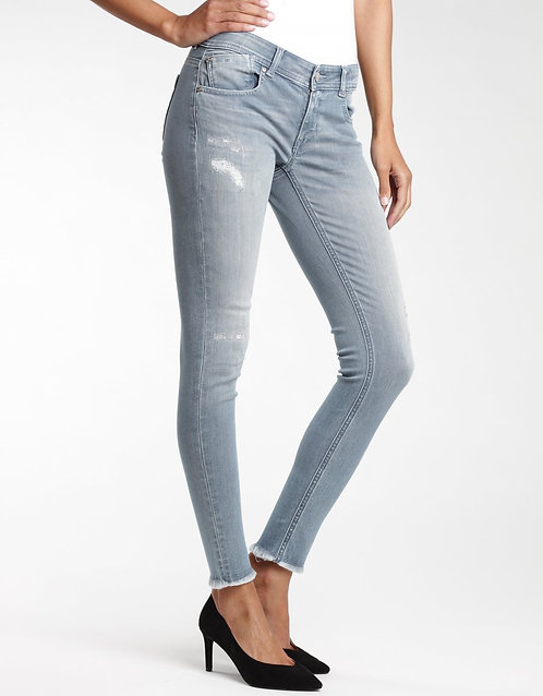 Gang Faye Skinny Fit Cropped Jeans
