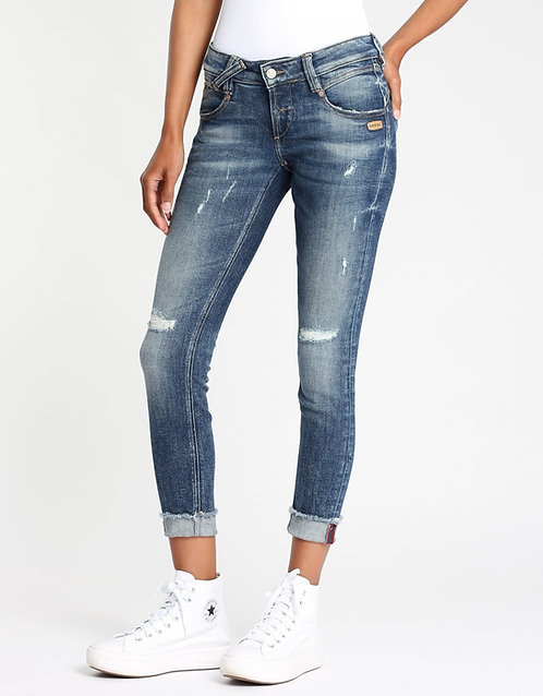 Gang Jeans Nena Cropped Skinny Fit