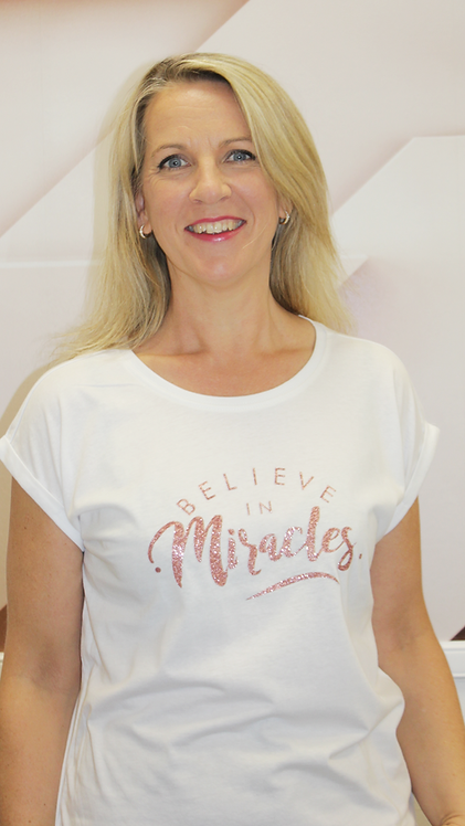 Be Famous Shirt Believe in Miracles