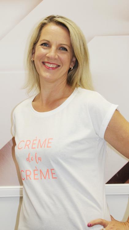 Be Famous Shirt Crème de la Crème