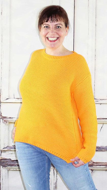 Oui Pullover Orange