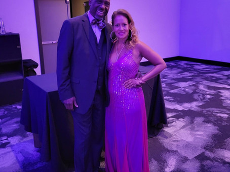 Two of Our Own Attend Hispanic Media Gala in Philadelphia!