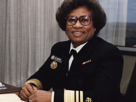 Celebrating Black History Month: Joycelyn Elders