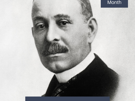 Celebrating Black History Month: Daniel Hale Williams