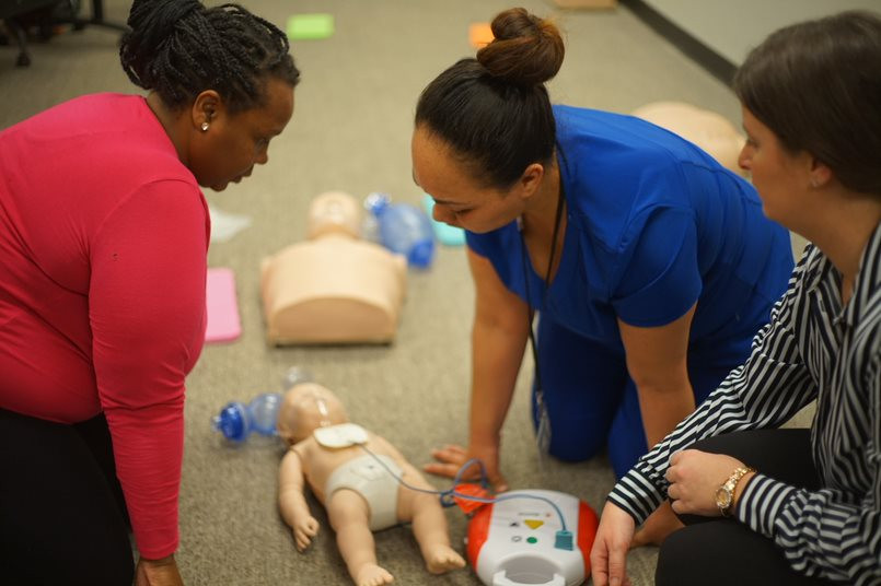 CPR Training Blessings4Ever