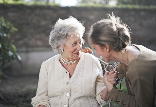 home care services; patient and  caregiver