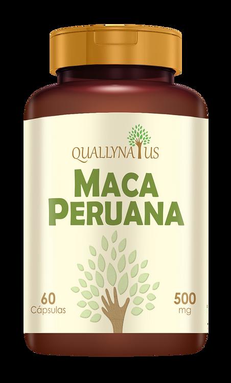 maca peruana potência sexual homem mulher libido ereção hormônios testosterona produto natural sangue limpeza quallynatus