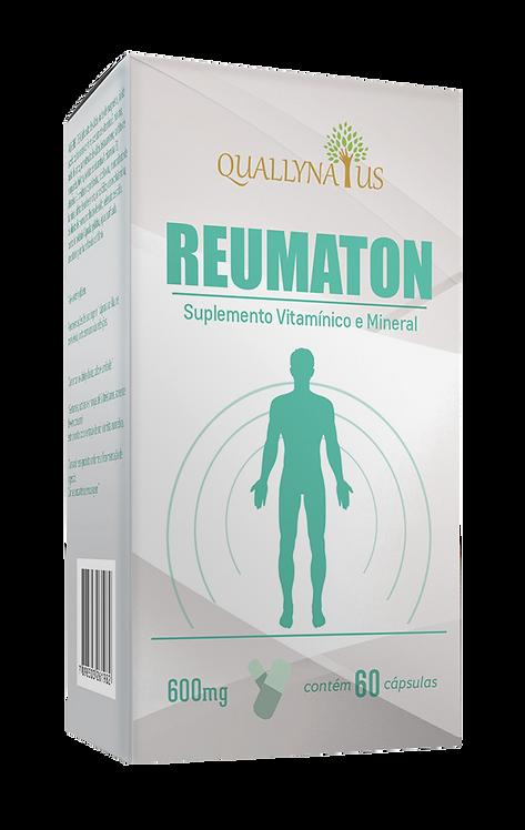 reumaton quallynatus magnésio quelato reumatismo dor dores reumáticas fibromialgia catarata osteoporose coração células