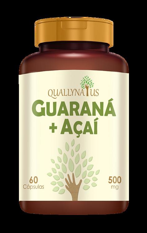 guaraná + açaí guaraná com açaí energético energia disposição vigor cansaço fadiga ânimo saúde benefícios produtos naturais